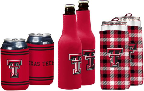 Texas Tech Red Raiders Koozie Variety Pack product image