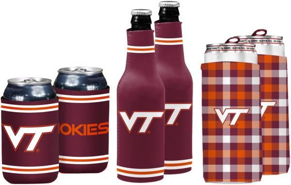 Virginia Tech Hokies Koozie Variety Pack product image