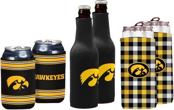 Iowa Hawkeyes Koozie Variety Pack product image