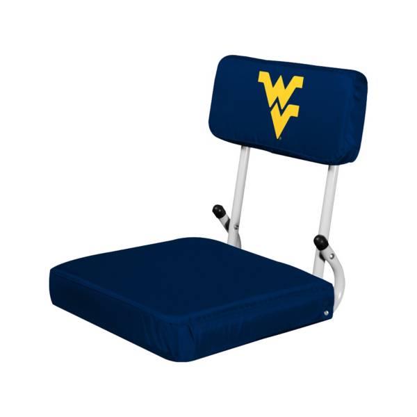 West Virginia Mountaineers Hard Back Stadium Seat product image