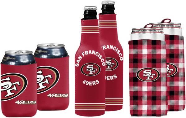 San Francisco 49Ers Koozie Variety Pack product image