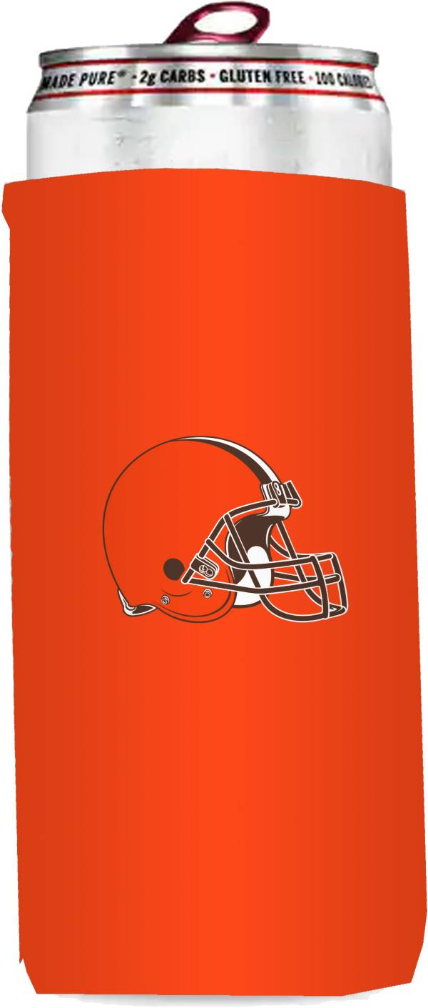 Cleveland Browns Slim Can Koozie product image
