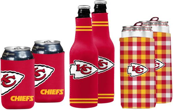 Kansas City Chiefs Koozie Variety Pack product image
