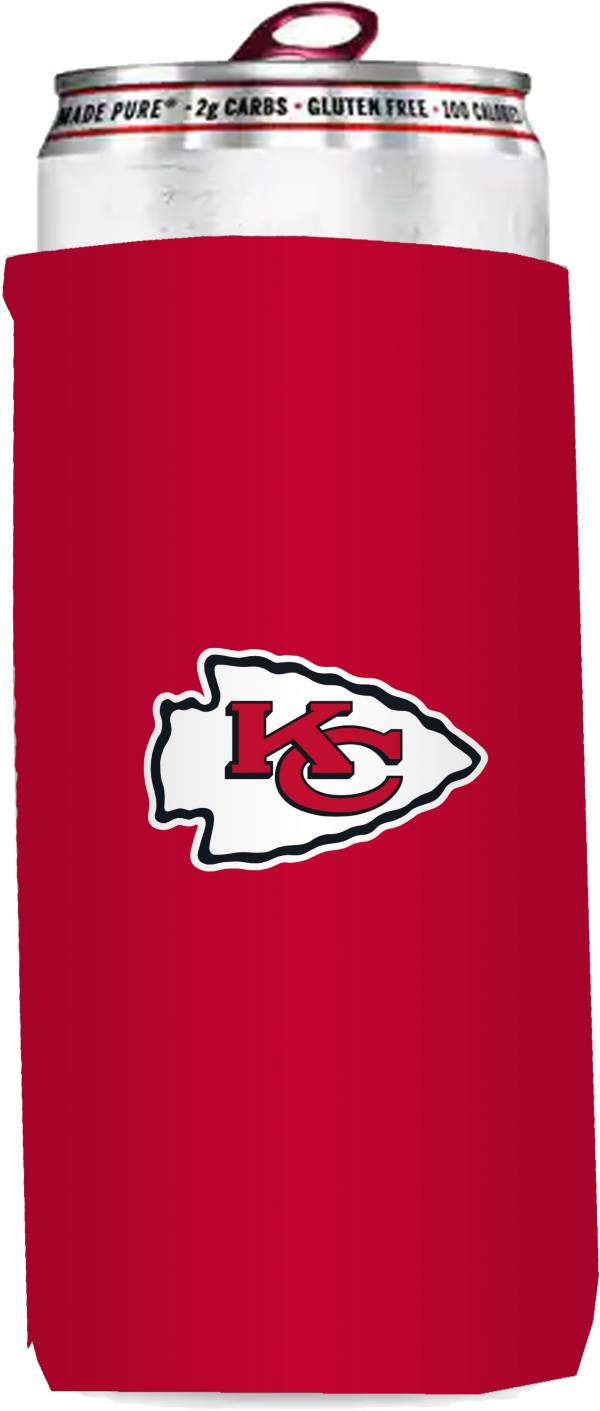 Kansas City Chiefs Slim Can Koozie product image