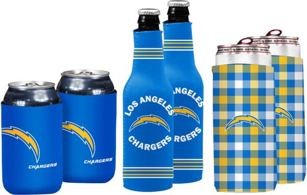 Los Angeles Chargers Koozie Variety Pack product image