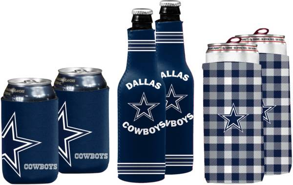 Dallas Cowboys Koozie Variety Pack product image