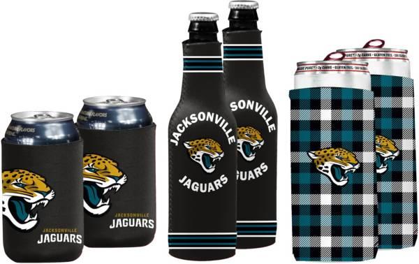 Jacksonville Jaguars Koozie Variety Pack product image