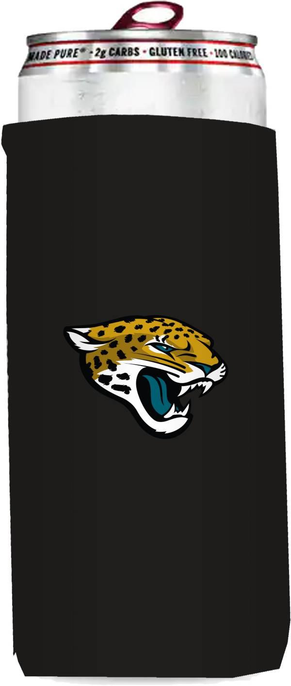 Jacksonville Jaguars Slim Can Koozie product image