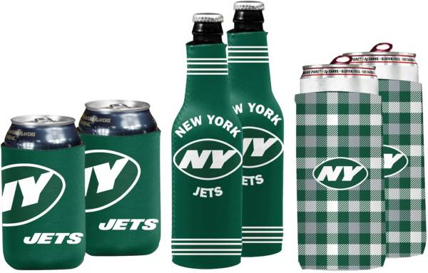 New York Jets Koozie Variety Pack product image