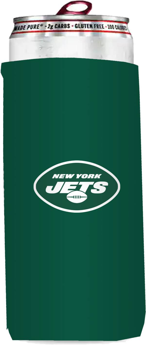New York Jets Slim Can Koozie product image