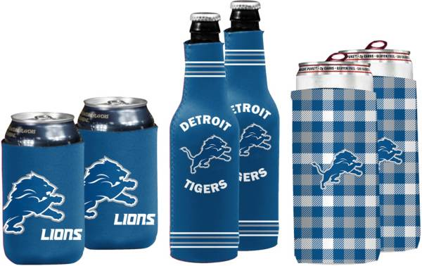 Detroit Lions Koozie Variety Pack product image