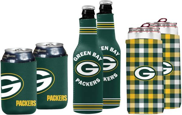 Green Bay Packers Koozie Variety Pack product image