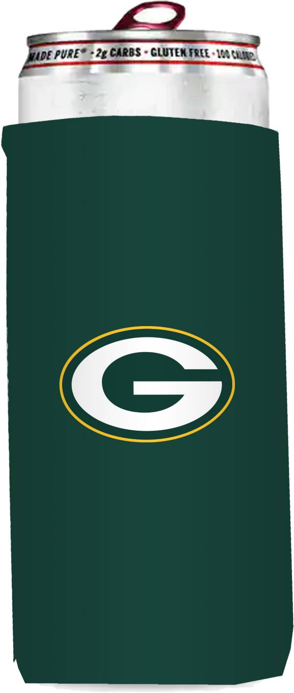 Green Bay Packers Slim Can Koozie product image