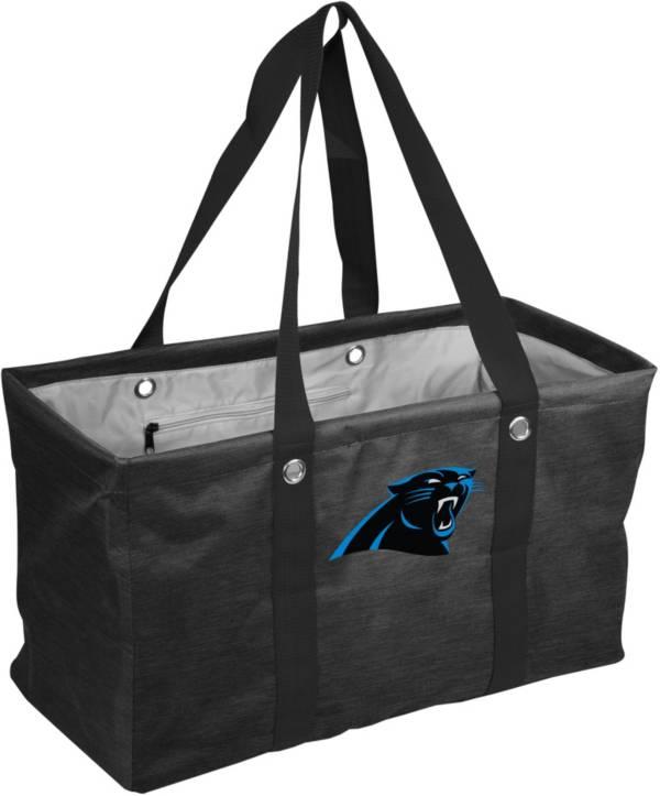 Logo Carolina Panthers Crosshatch Picnic Caddy product image
