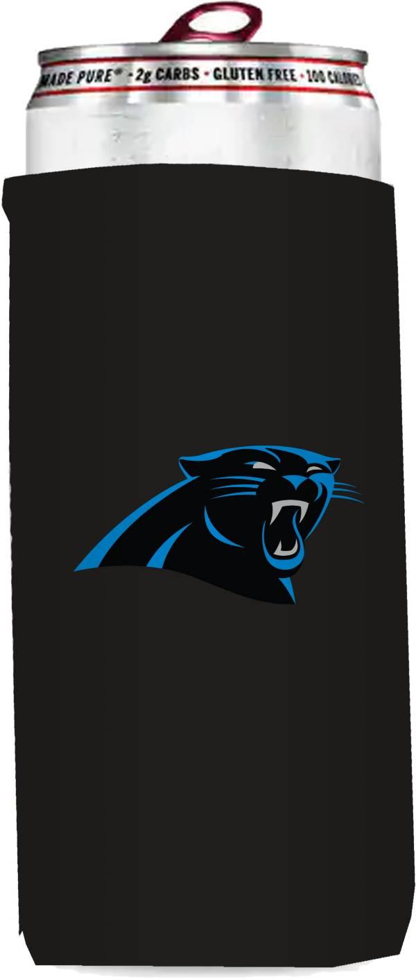 Carolina Panthers Slim Can Koozie product image