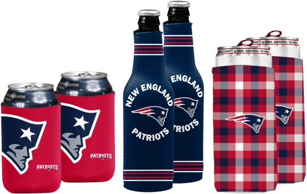 New England Patriots Koozie Variety Pack product image