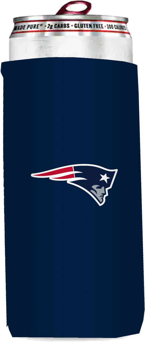 New England Patriots Slim Can Koozie product image