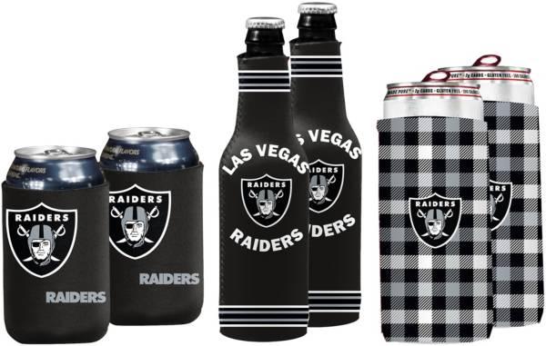 Las Vegas Raiders Koozie Variety Pack product image