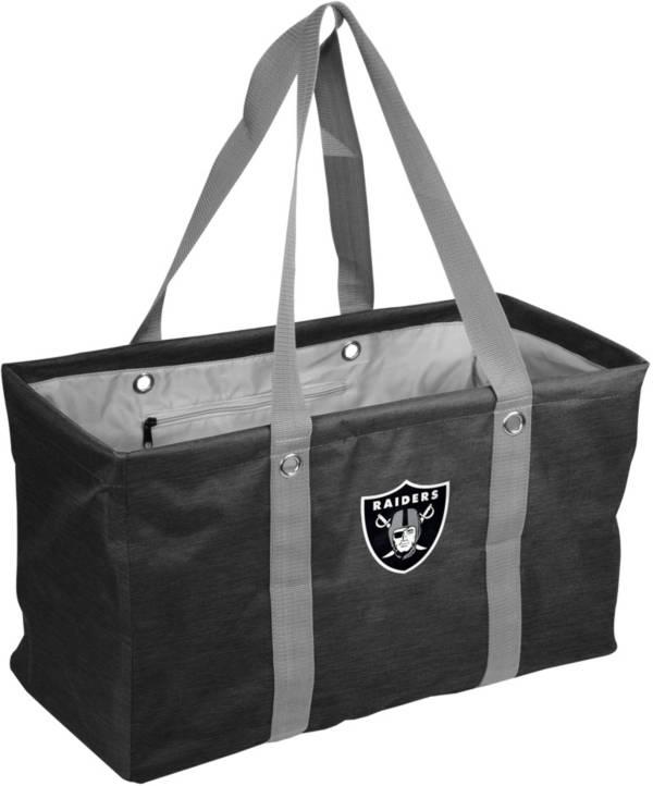 Logo Oakland Raiders Crosshatch Picnic Caddy product image