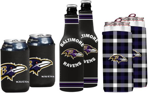 Baltimore Ravens Koozie Variety Pack product image
