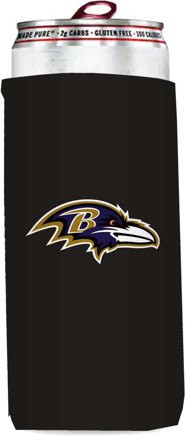 Baltimore Ravens Slim Can Koozie product image