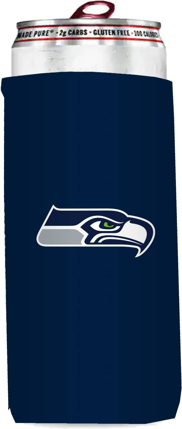 Seattle Seahawks Slim Can Koozie product image