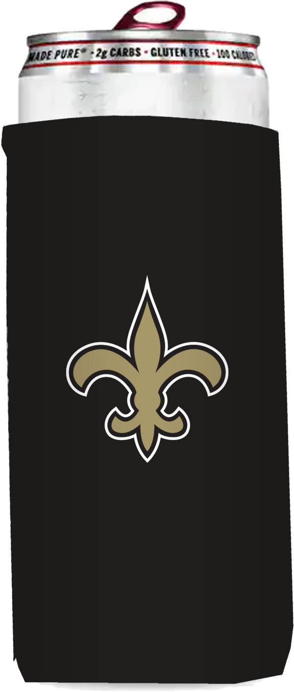 New Orleans Saints Slim Can Koozie product image
