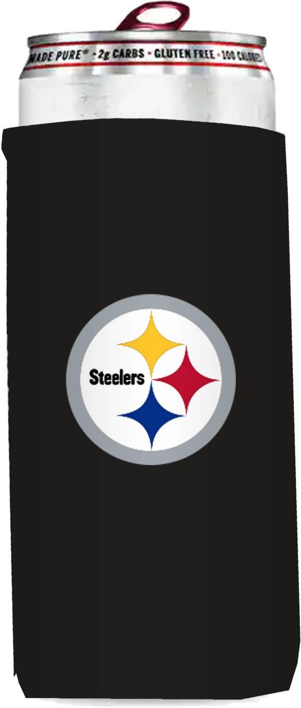 Pittsburgh Steelers Slim Can Koozie product image