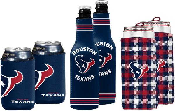 Houston Texans Koozie Variety Pack product image