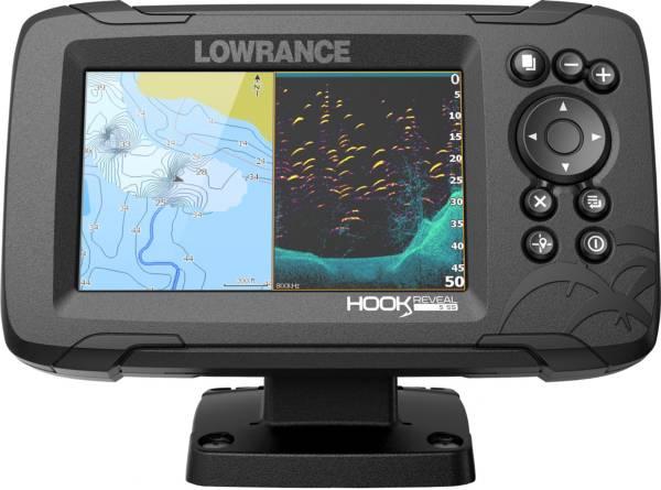 Lowrance Hook Reveal 5 SplitShot Fish Finder (000-15500-001) product image