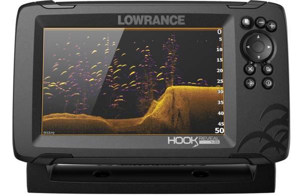 Lowrance Hook Reveal 7x SplitShot Fish Finder (000-15514-001) product image