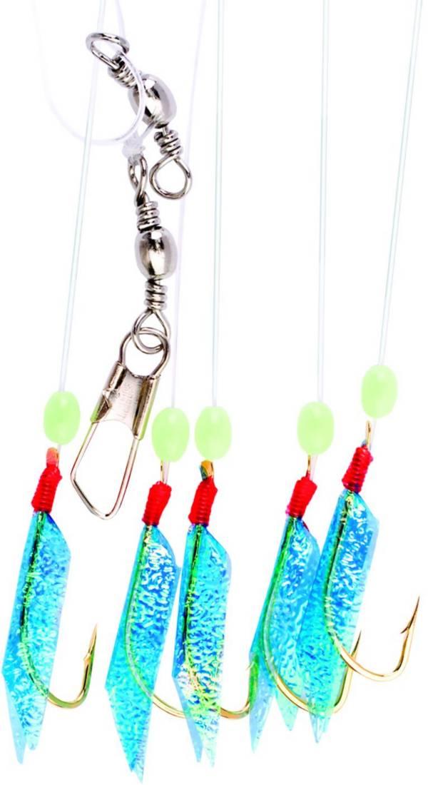 Eagle Claw Lazer Sharp Blue Fish Skin Bait Rig product image