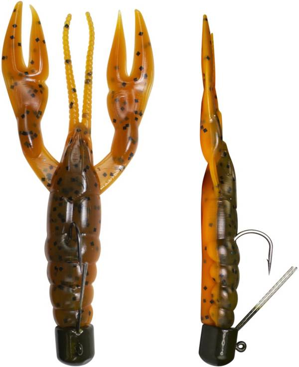 Lunkerhunt Pre-Rigged Finesse Craw product image