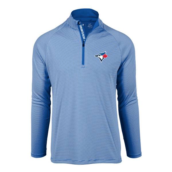Levelwear Men's Toronto Blue Jays Blue Orion Quarter-Zip Shirt product image