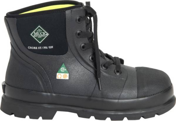 """Muck Boots Men's Chore Classic 6"""" CSA Steel Toe Work Boots product image"""