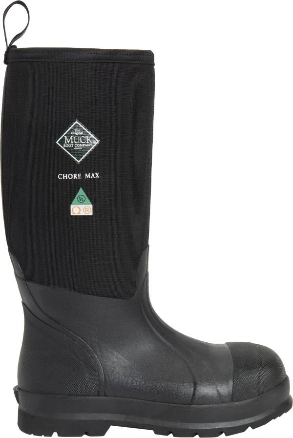 Muck Boots Men's Chore Max CSA Composite Toe Tall Work Boots product image