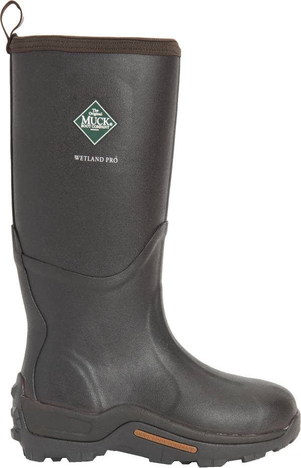 Muck Boots Men's Wetland Pro Snake Hunting Boots product image