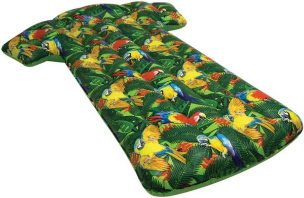 Margaritaville Parrot Shirt Pool Float with Built-In Pillow product image