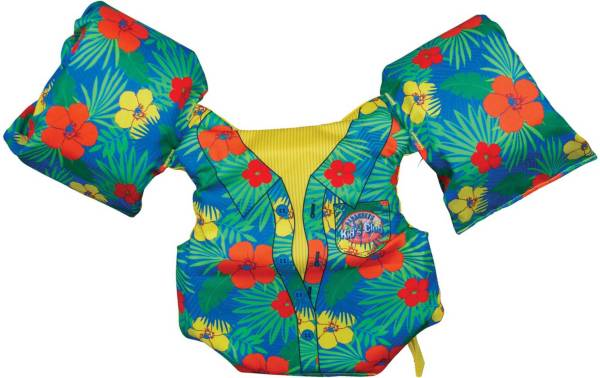 Margaritaville Parakeets Kid's Club Girls Vest product image