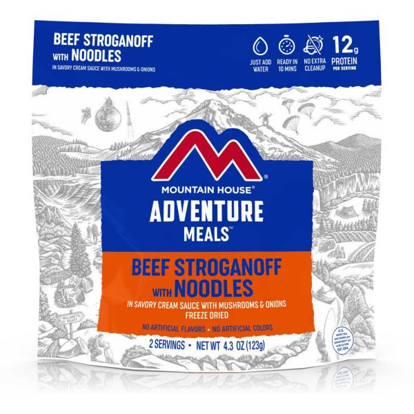 Mountain House Beef Stroganoff Pouch product image