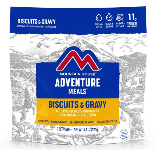 Mountain House Biscuits and Gravy product image