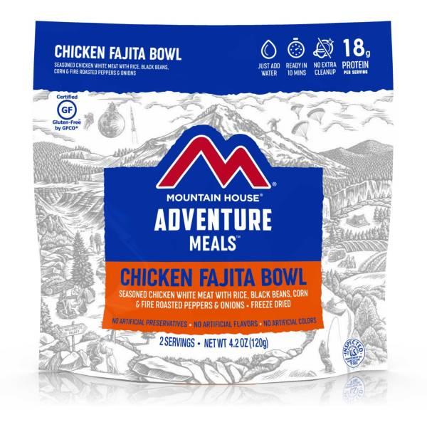 Mountain House Chicken Fajita Bowl Pouch product image