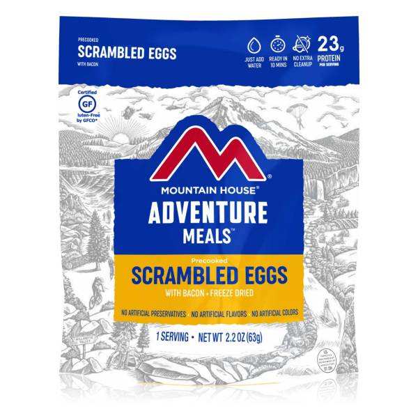 Mountain House Scrambled Eggs with Bacon product image