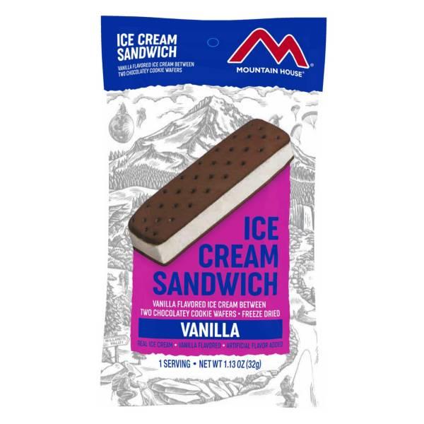 Mountain House Vanilla Ice Cream Sandwich product image