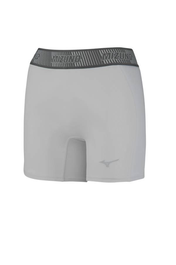 Mizuno Girls' Aero Vent Padded Softball Slider Shorts product image