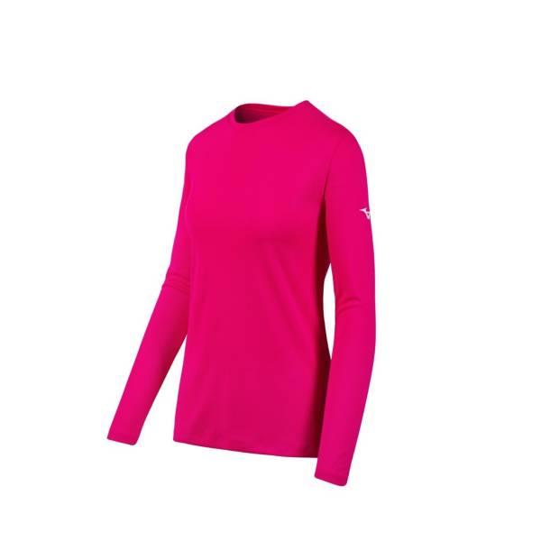 Mizuno Women's Long Sleeved Softball T-Shirt product image
