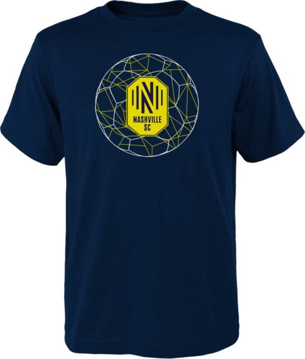 MLS Youth Nashville SC Quartz Navy T-Shirt product image