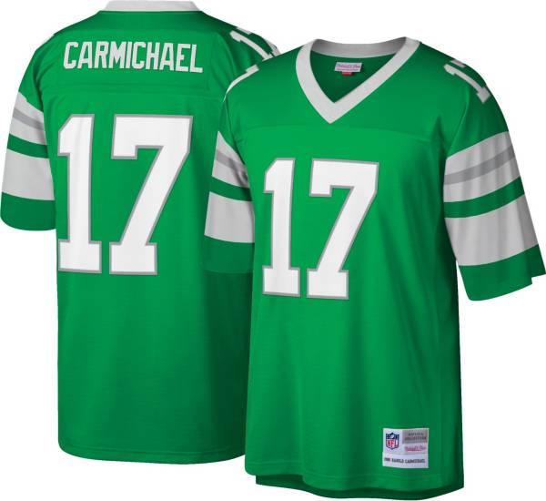 Mitchell & Ness Men's Philadelphia Eagles Harold Carmichael #17 Green 1980 Home Jersey product image