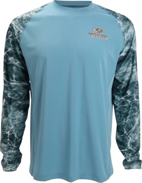 Mossy Oak Men's Performance Long Sleeve Fishing T-Shirt product image