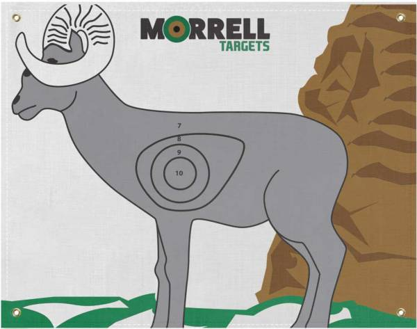 Morrell Ram I.B.O. NASP Archery Target Face product image